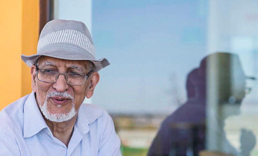 طه عبدالرحمن فیلسوف مراکشی
