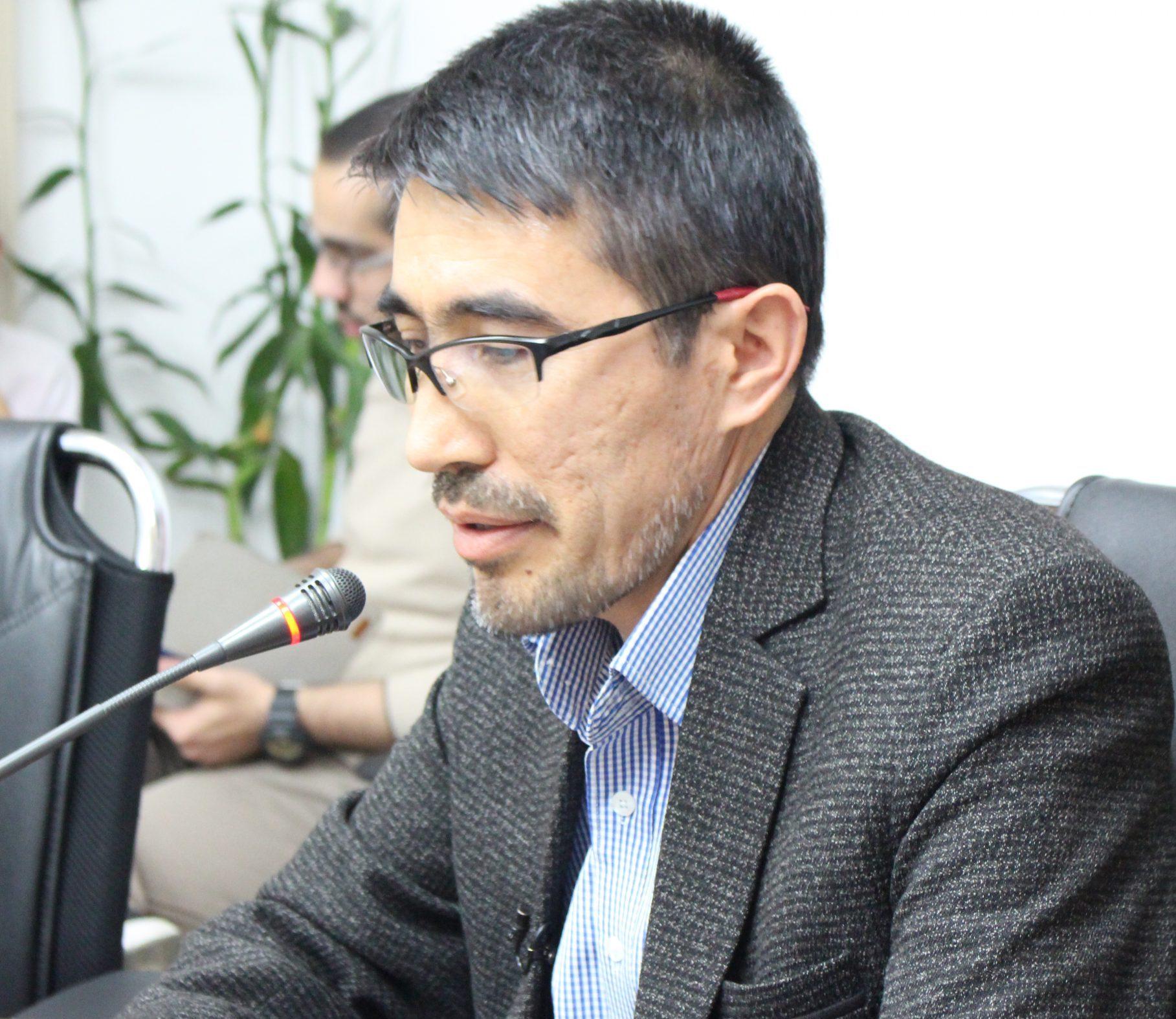 محمدحنیف طاهری