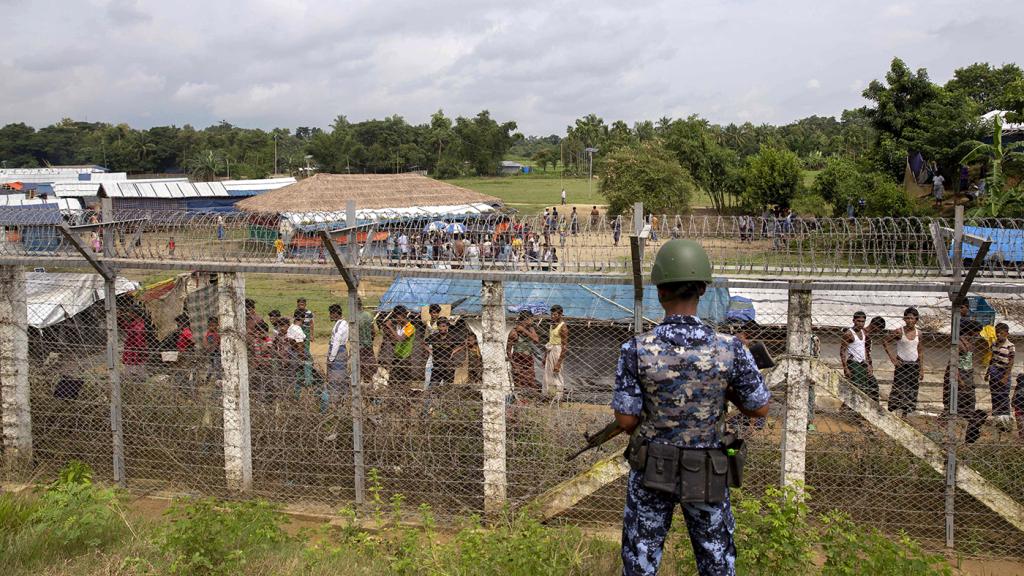 محدودیت علیه مسلمانان میانمار
