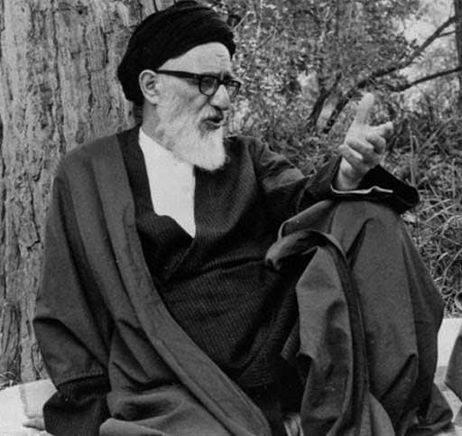 آیت لله محمود طالقانی